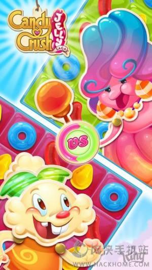 糖果果冻传奇ios图5