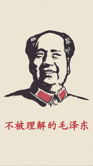 不被理解的毛泽东官方版图1