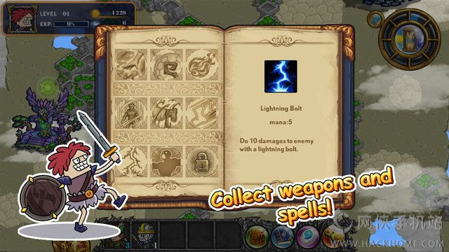 �T士�瘅俭t2官�Wios版(Clumsy Knight 2)�D3: