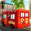 比萨送货车模拟器