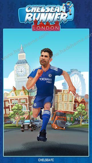 切尔西奔跑者官方正版游戏下载(Chelsea Runner)图1:
