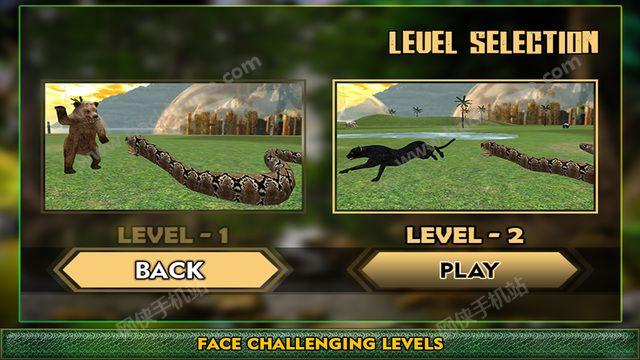 真正的森蚺蛇模拟器3D汉化中文破解版图4: