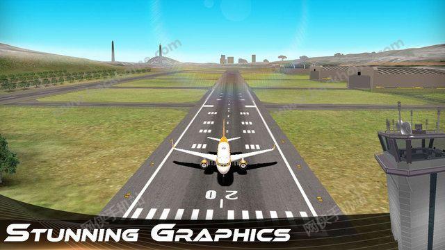 飞机飞行模拟器的3D汉化中文破解版图4:
