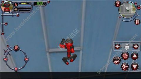 火柴人绳索英雄无限金币内购破解版(Stickman Rope Hero )图3: