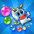 肥皂球泡泡龙游戏