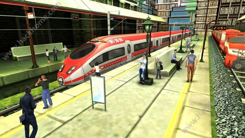 模拟火车12游戏手机版下载图2: