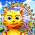 猫猫主题游乐园中文内购破解版 v1.0