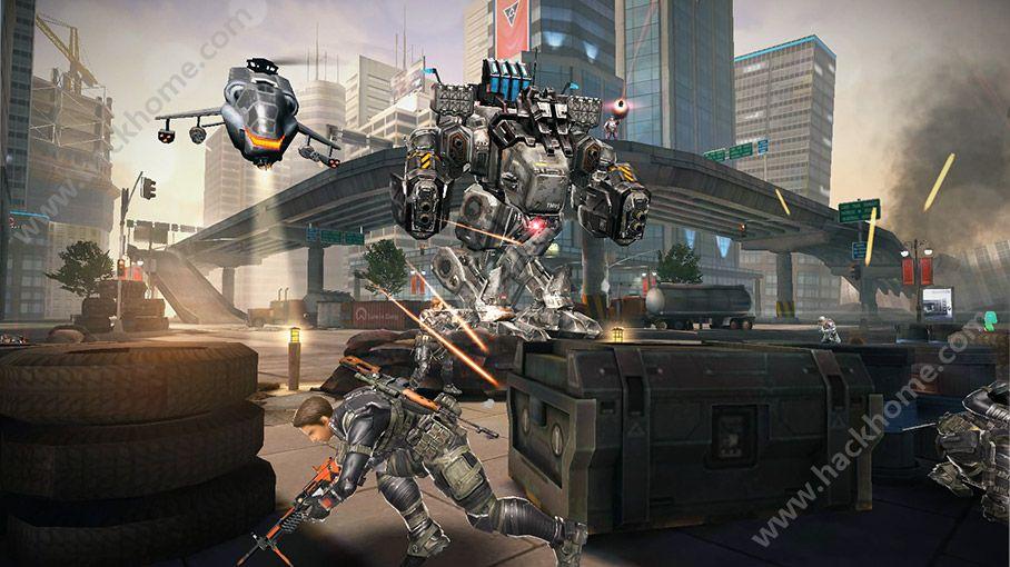 特种部队手机版手游官网正式版(Special Force Mobile)图2: