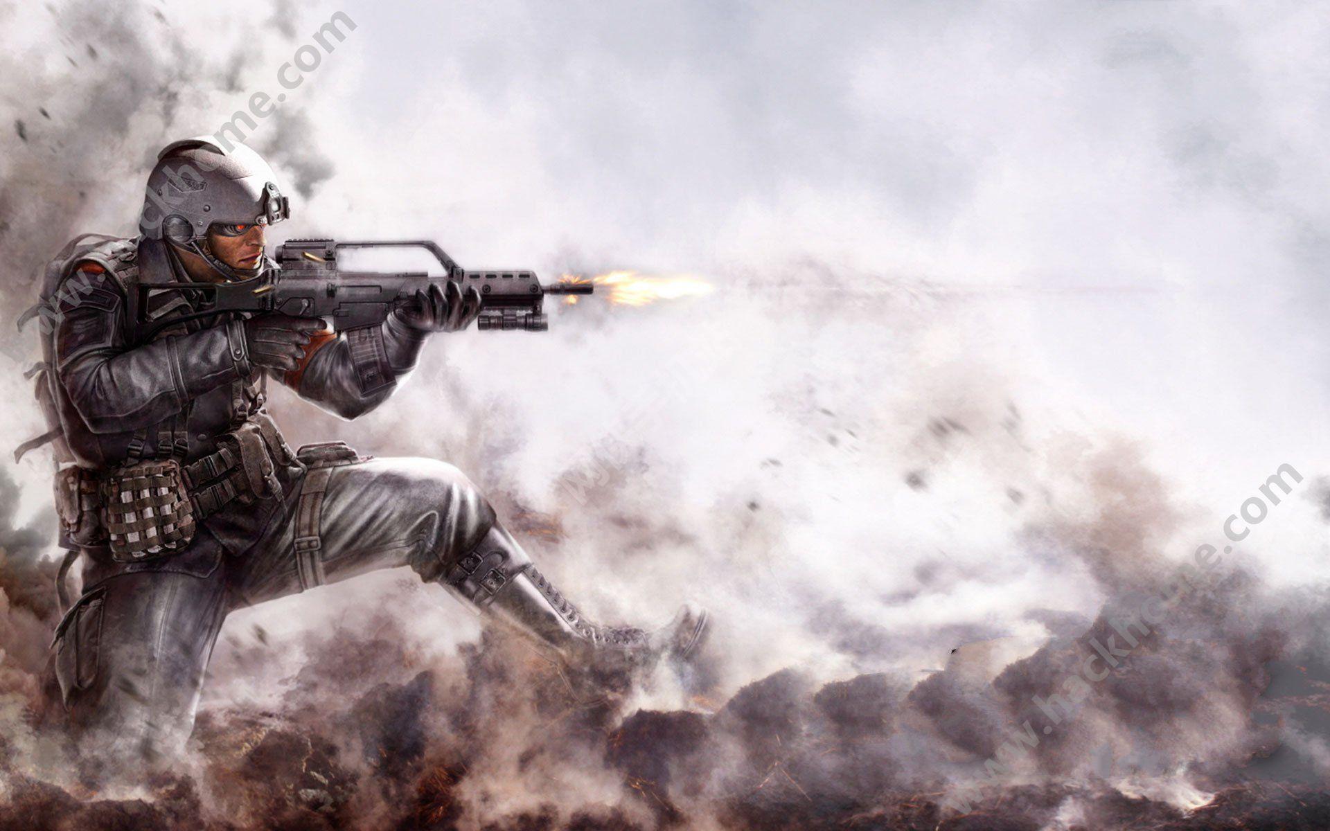 全民枪战2iOS官方正式版图3: