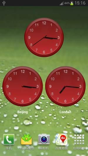 模拟时钟app图3