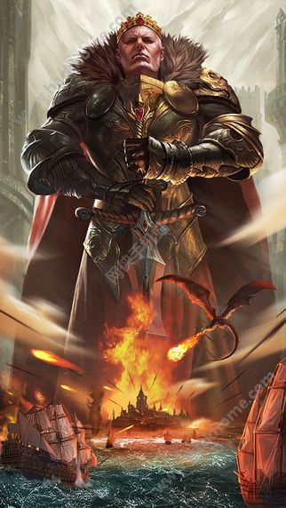 指尖帝王手游官网正版下载(War of Kings)图1:
