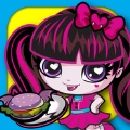 精灵高校迷你狂热中文手机游戏(Monster High Minis Mania) v1.4.2