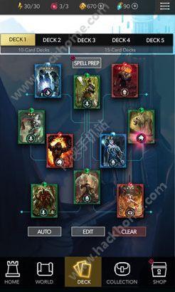 纸牌风暴决斗的守护者官方IOS版(Deckstorm Duel of Guardians)图1: