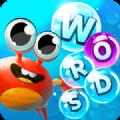 泡沫单词手机游戏中文版(Bubble Words Letter Splash) v1.0