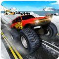 越野爬坡卡车3D游戏
