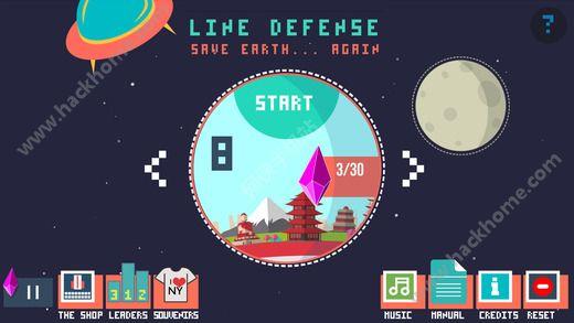 防线手机游戏下载(LINE DEFENSE)图2: