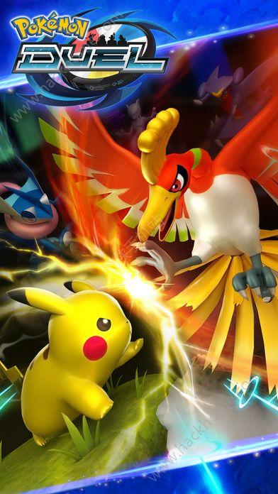 精灵宝可梦决斗官方网站正版游戏(Pokemon Duel)图1: