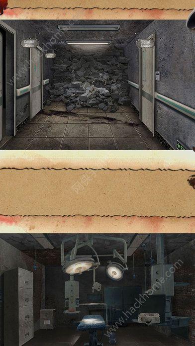 密室逃脱之丧尸危机1游戏手机版下载图1: