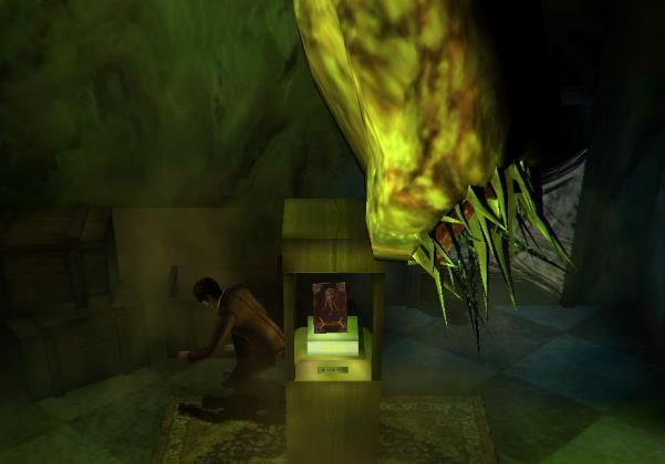 邪神的遗产第三关的书不被虫子吃掉? 虫网融通关技巧详解[图]