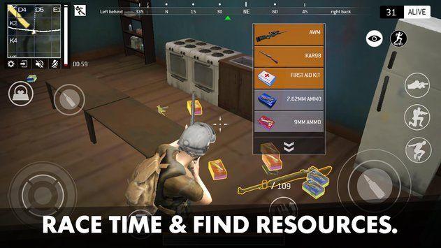 终极战场生存苹果ios版官方下载(Last Battleground Survival)图2: