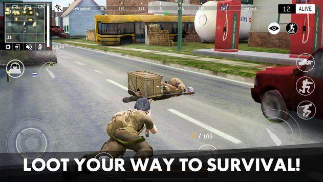 终极战场生存苹果ios版官方下载(Last Battleground Survival)图4: