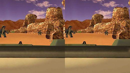 VR沙漠生活的冒险游戏官方版图1: