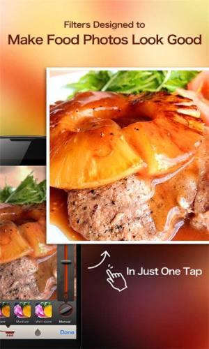 美味美食相机app图3
