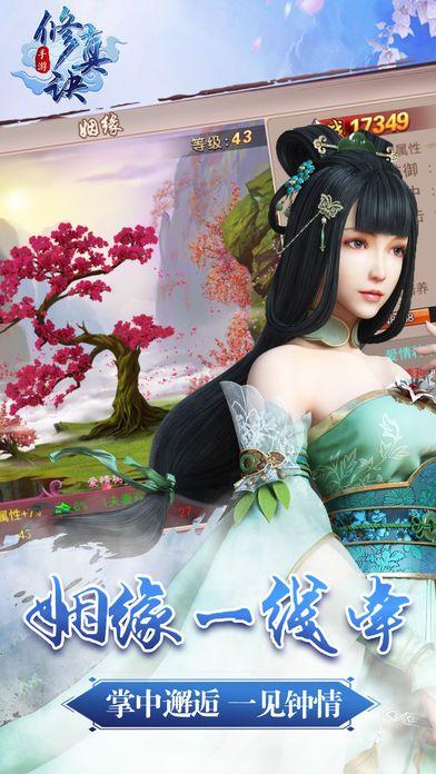 修真决手游官方网站正式版图3: