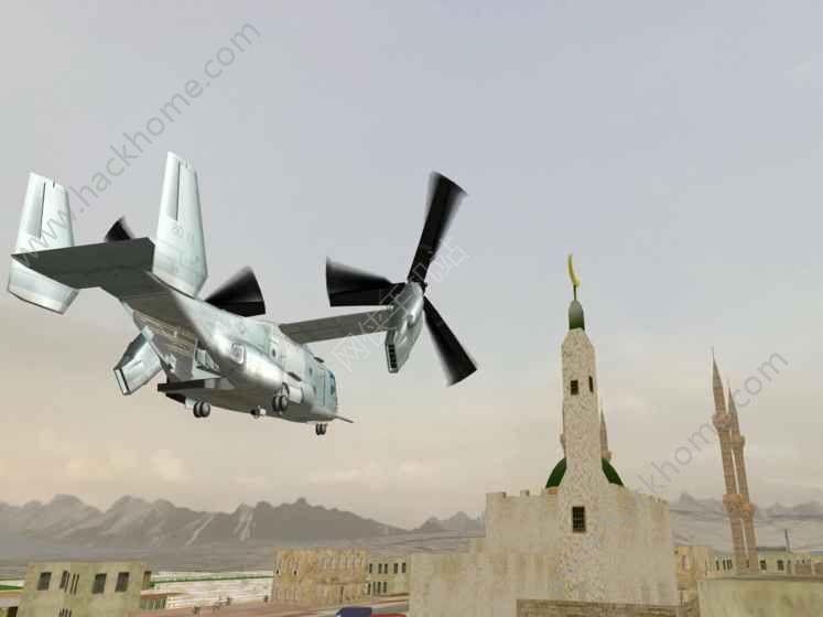 鱼鹰操作直升机模拟器完整中文破解版图5: