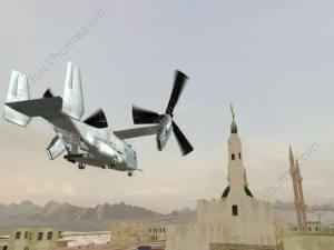 鱼鹰操作直升机模拟器游戏图5