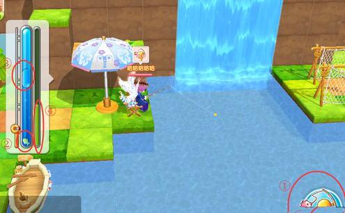皮卡堂3D怎么捕鱼?捕鱼技巧一览[多图]