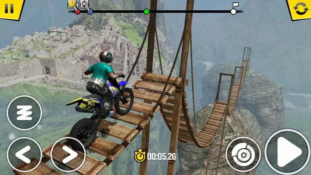 Trial Xtreme4手游官方正式版下载图3: