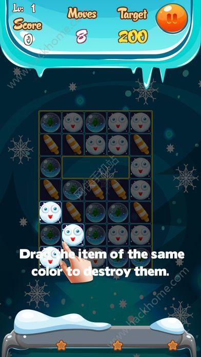 雪球小姐和她的冬季游戏ios版图5: