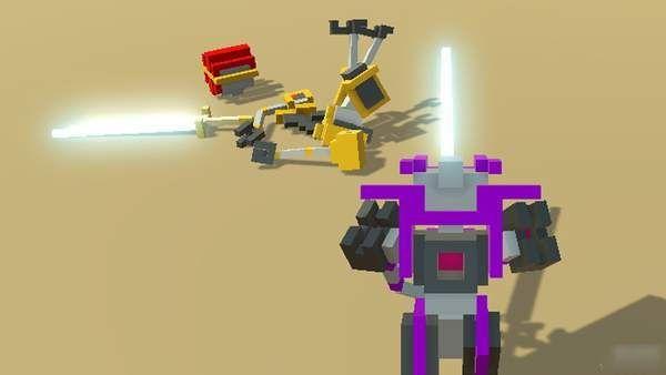机器人大乱斗游戏官网免费下载图1: