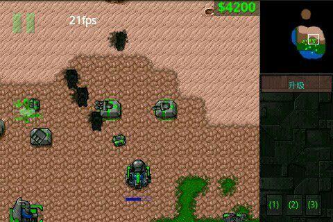 铁锈战争莱顿科技mod版最新下载