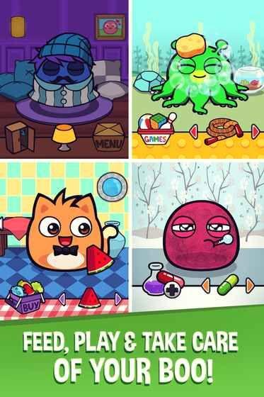 你的虚拟宠物游戏官方版图3: