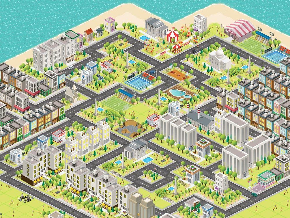 模拟城市游戏介绍[多图]
