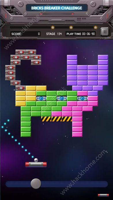 Bricks Breaker挑战关卡全解中文破解版图1:
