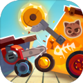 战车大战汉化中文版(CATS Crash Arena Turbo Stars) v1.3.0