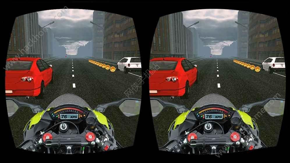 VR交通自行车赛车游戏安卓版图5: