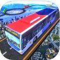 疯狂的特技公交车行驶游戏