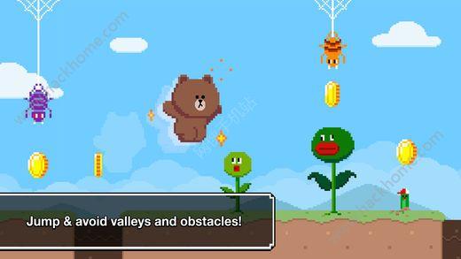 棕熊跑酷游戏ios版图1: