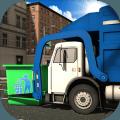 垃圾倾倒卡车司机游戏