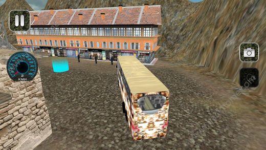 陆军客车巴士模拟器完整中文破解版图5:
