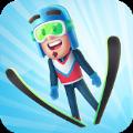 跳台滑雪挑战赛无限金币破解版(Skoki Narciarskie) v1.0.1