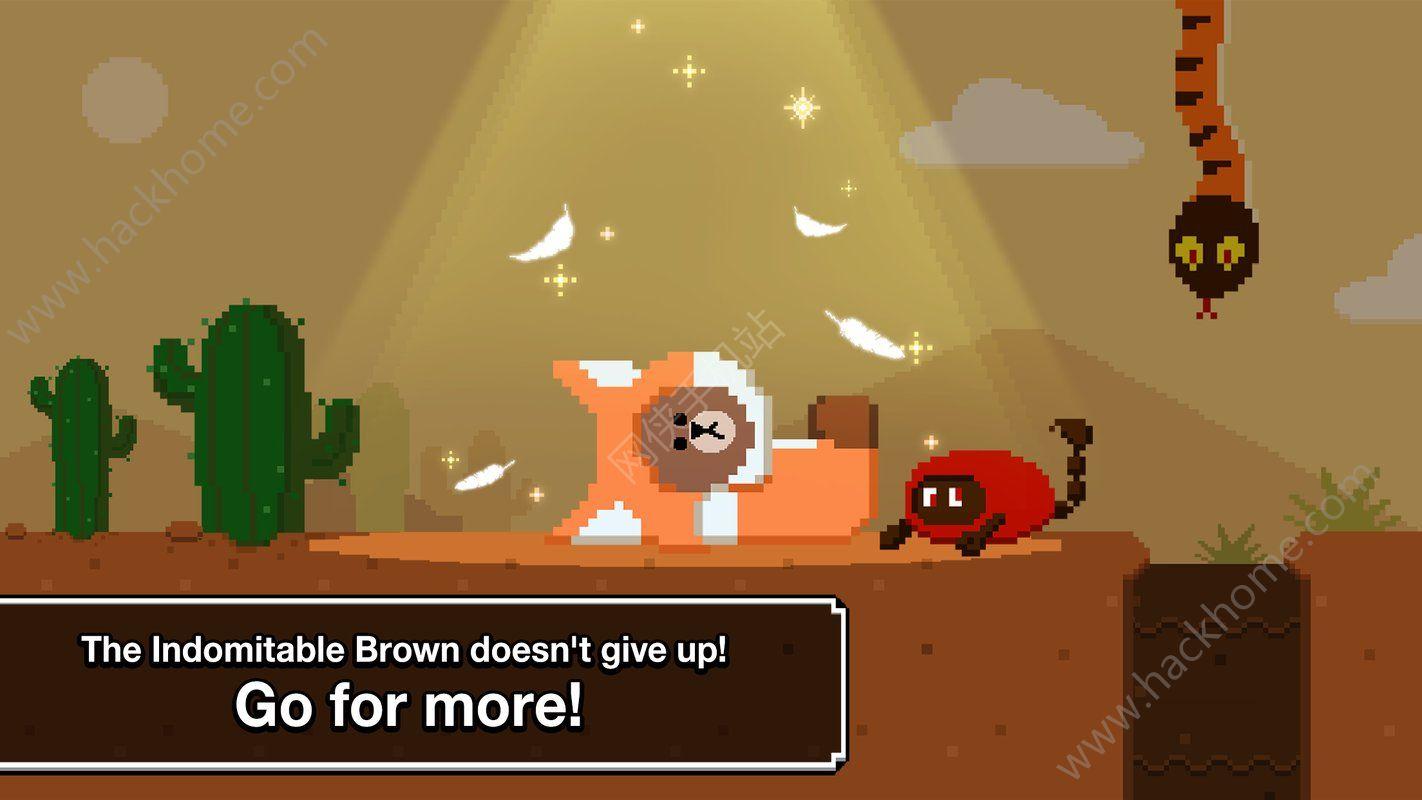 Brown Run无限金币破解版图3:
