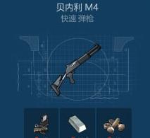 侏罗纪生存贝内利M4怎么获取? 贝内利M4合成所需材料一览[图]