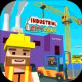 新工业城市工艺建筑游戏