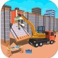 城市建筑墙体建筑游戏