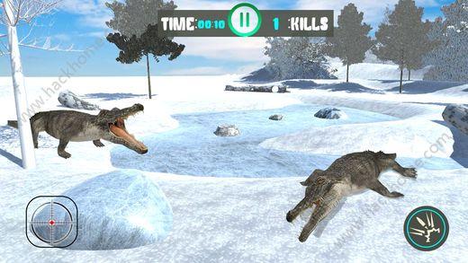 鹿狩猎狙击手挑战无限金币中文破解版图3: